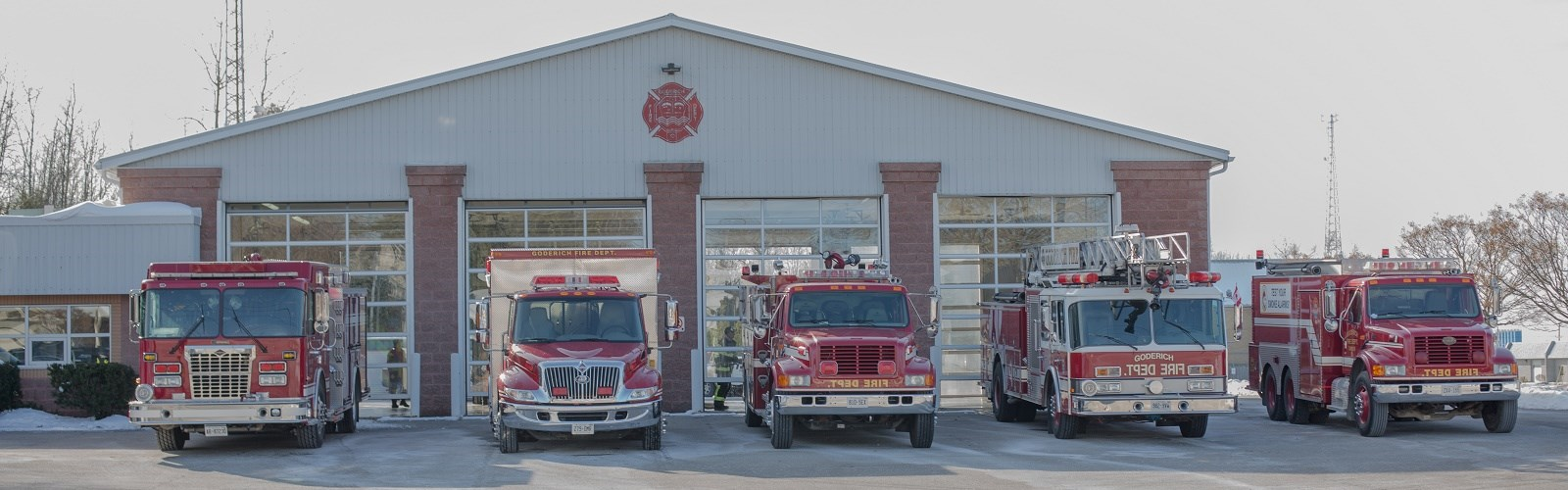 Goderich Fire Hall, 248 Suncoast Drive East