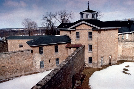 Huron Historic Gaol