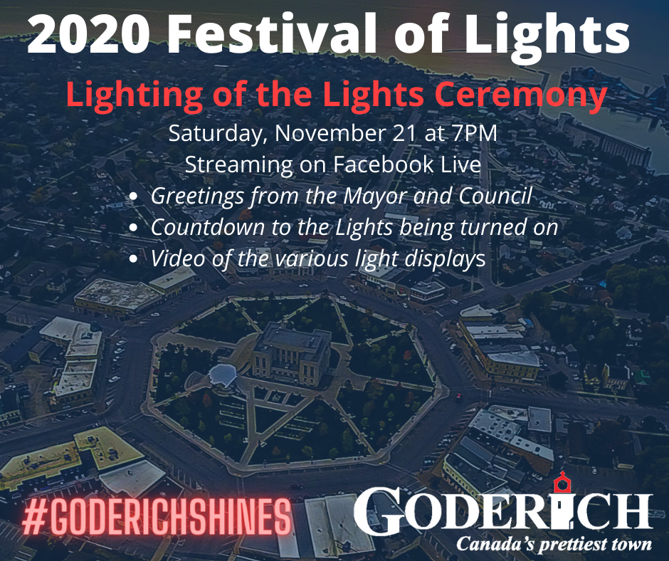 Festival of Lights Kick-off Event