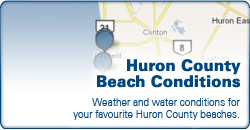 Huron County Beach Conditions