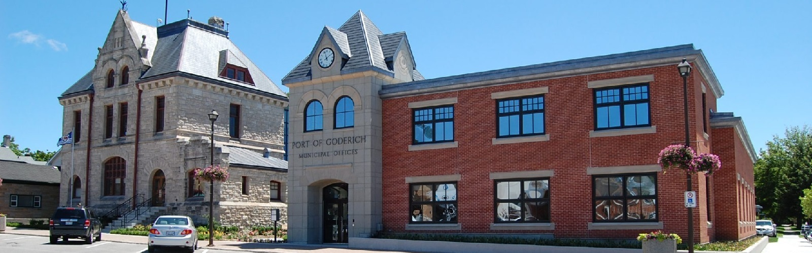 Goderich Town Hall