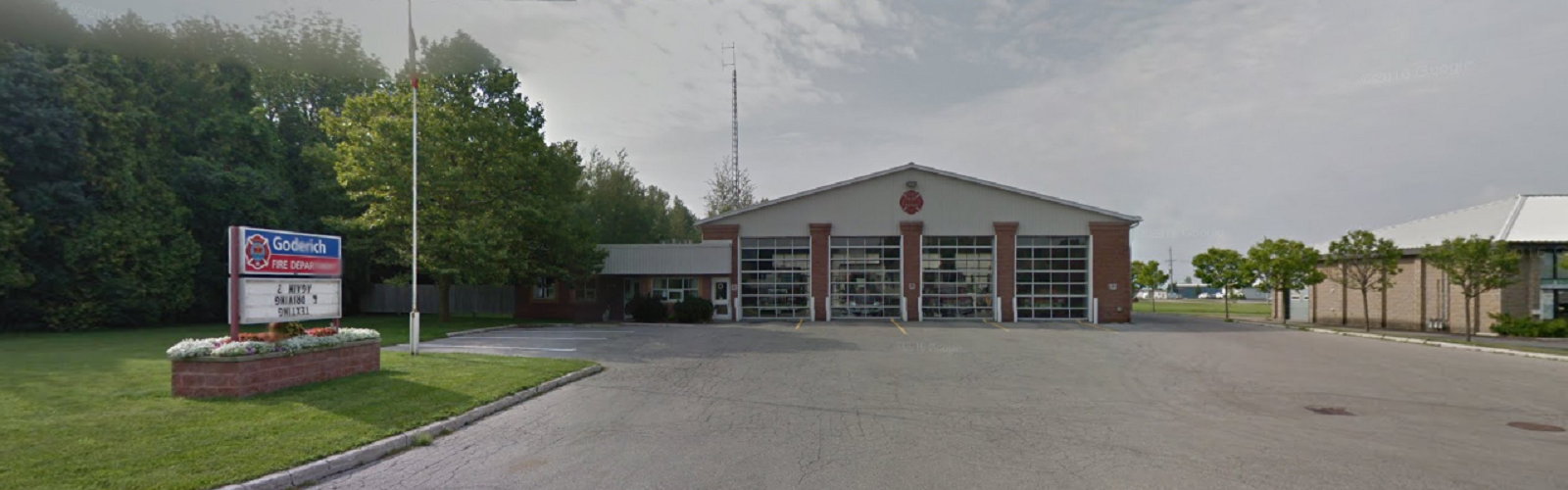 Goderich Fire Hall, 248 Sunocast Drive East