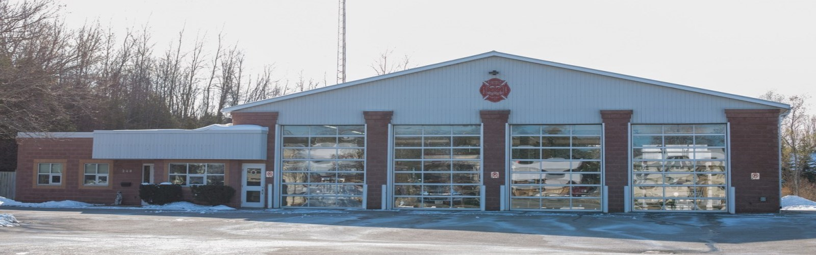 Tow of Goderich Fire Hall, 248 Suncoast Drive East